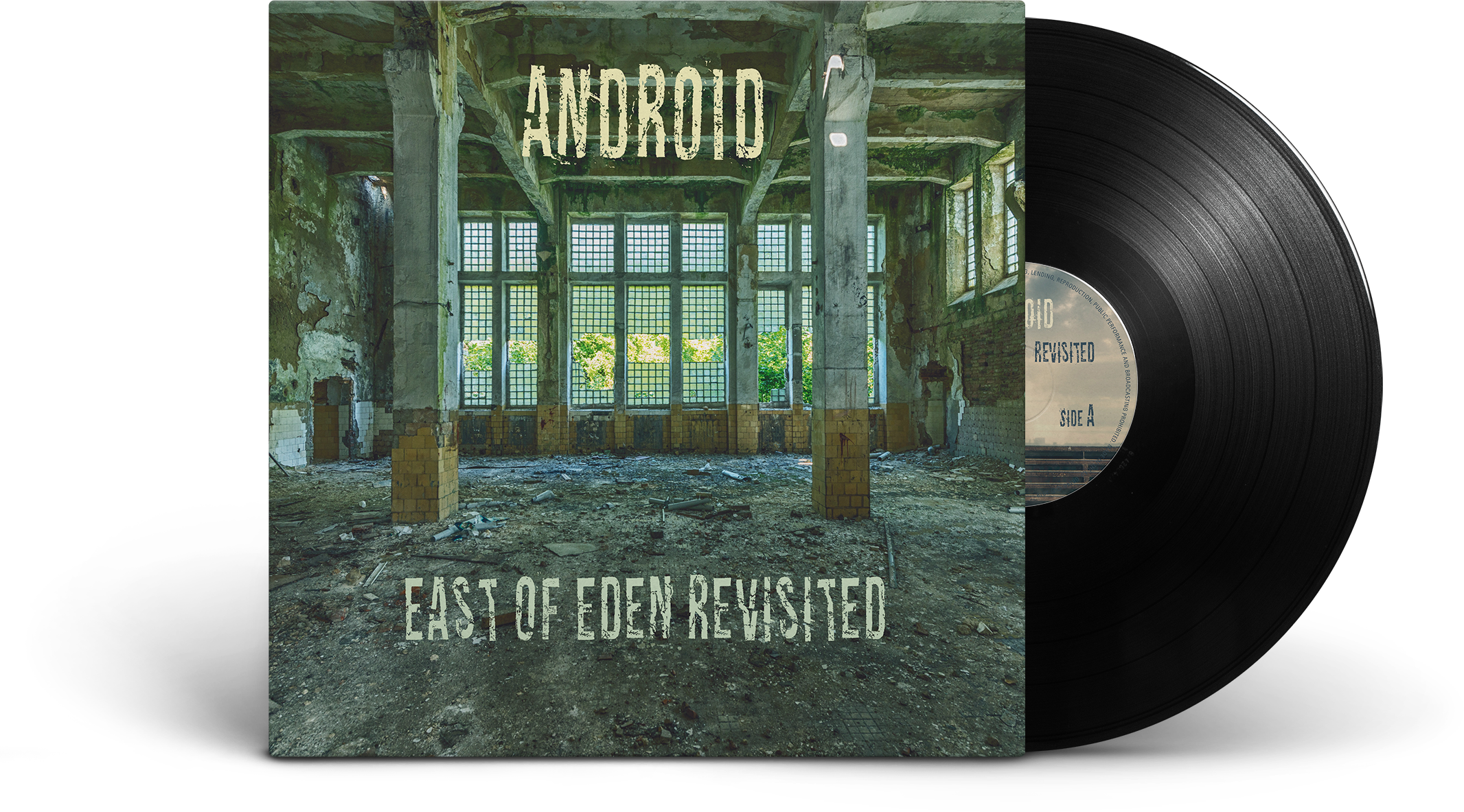 Android – East Of Eden Revisited (LP)