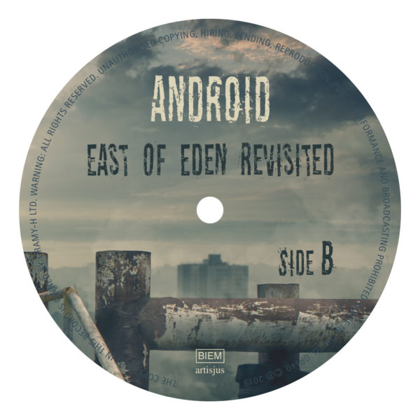 Android – East of Eden Revisited (LP) label2