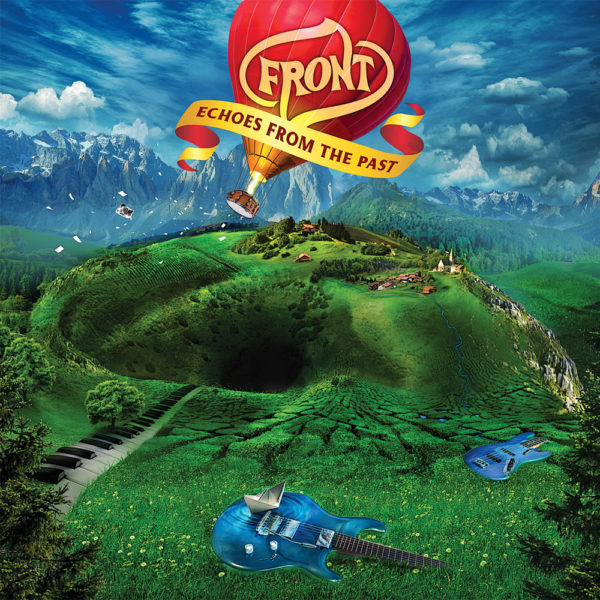 Front – Echoes from the Past (CD) cover