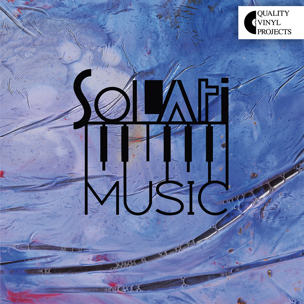 Solati Music – Debut (LP) cover