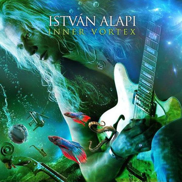 Alapi István – Inner Vortex (CD) cover