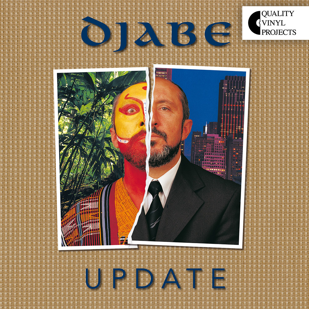 Djabe – Update (LP) cover