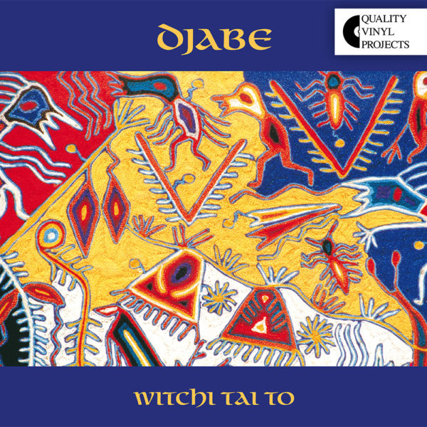 Djabe – Witchi Tai To 20th Anniversary Edition (2LP) cover