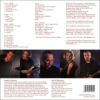 Djabe – 20 Dimensions (2LP+CD) back cover