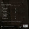 Djabe – Forward (2LP+CD) back cover