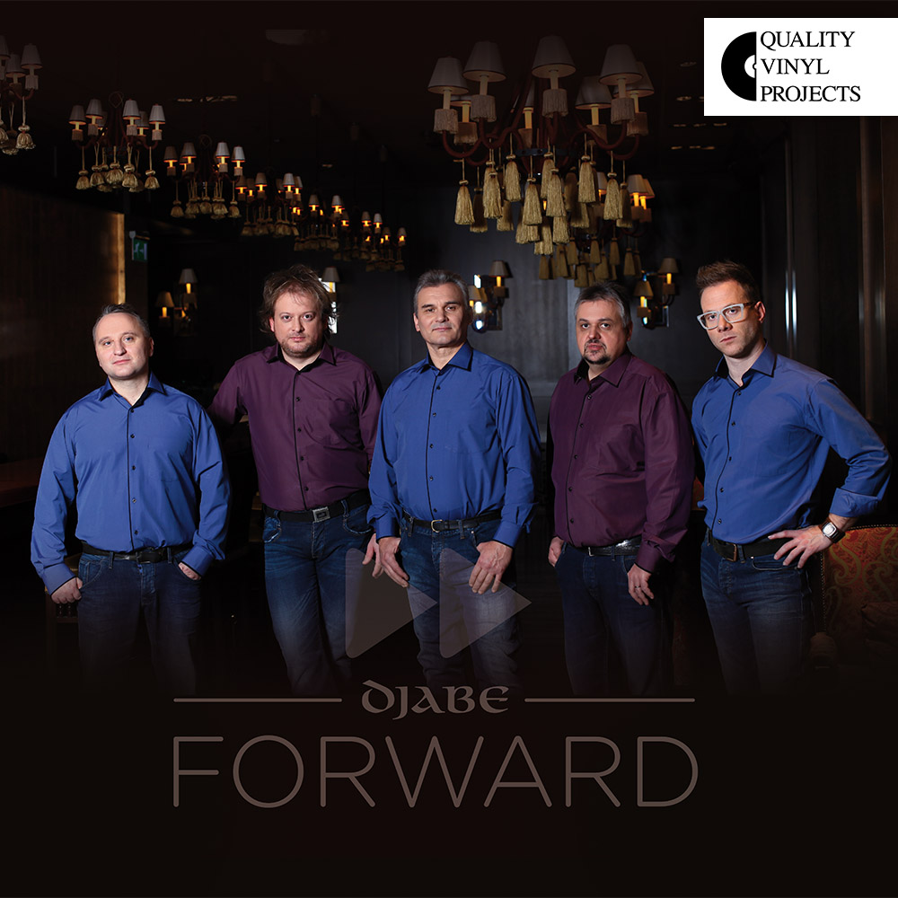 Djabe – Forward (2LP+CD) cover