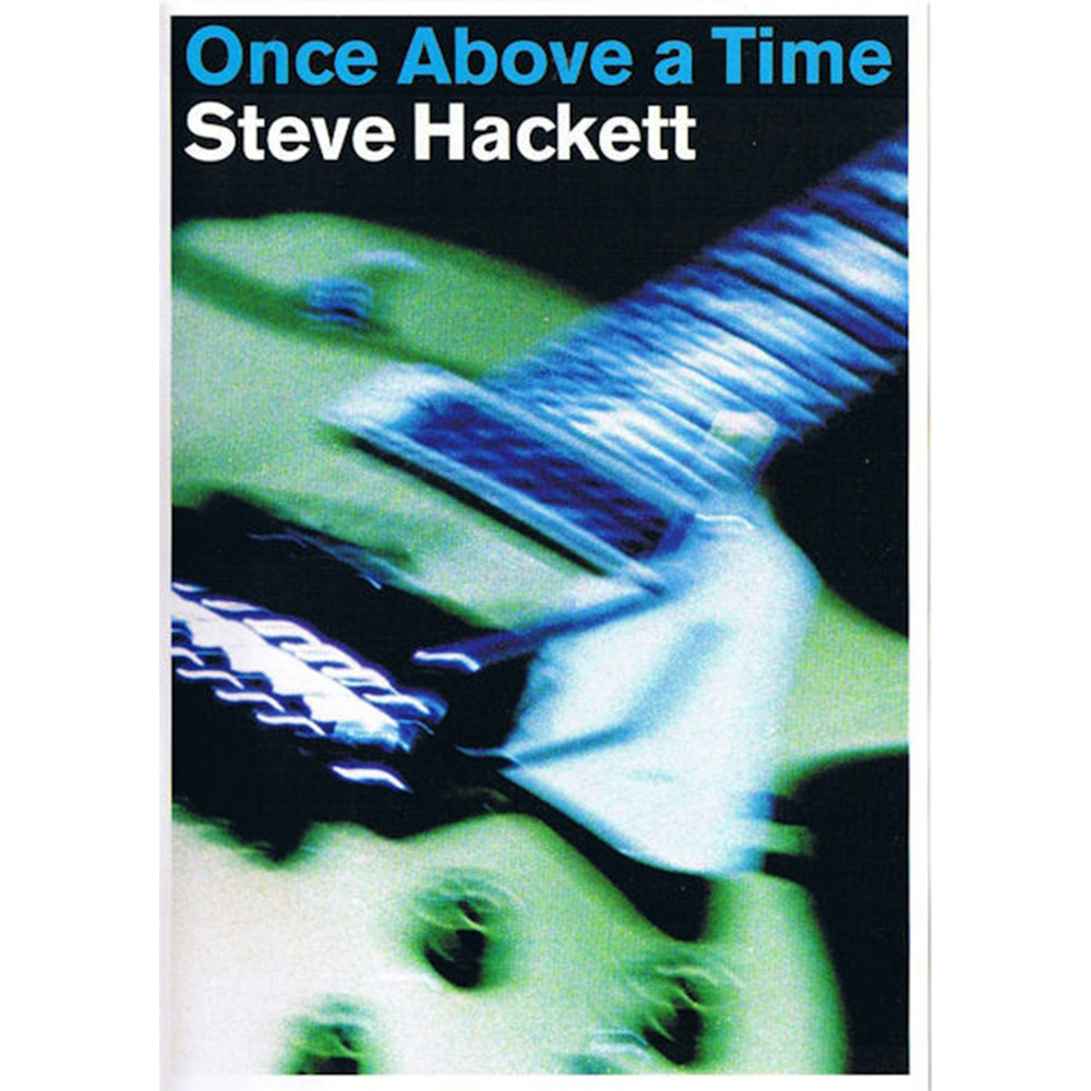 Steve Hackett – Once Above a Time (DVD) cover