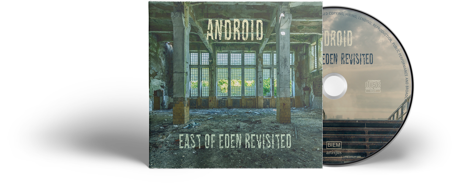 CD release of the entire East OF Eden Revisited suite!