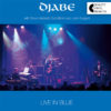 Djabe – Live in Blue (LP) cover