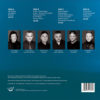 Djabe special guest Steve Hackett – Summer Storms and Rocking Rivers (2LP) back cover