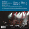 Djabe & Steve Hackett – Life is a Journey The Budapest Tapes (LP) back cover