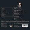 Horgas Eszter Arcai II. – Hazafele (CD) back cover