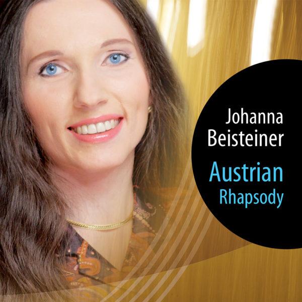Johanna Beisteiner – Austrian Rhapsody (CD) cover