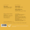Johanna Beisteiner – Between Present and Past (CD) back cover