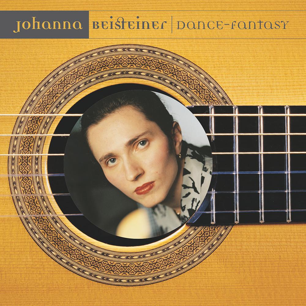 Johanna Beisteiner – Dance Fantasy (CD) cover