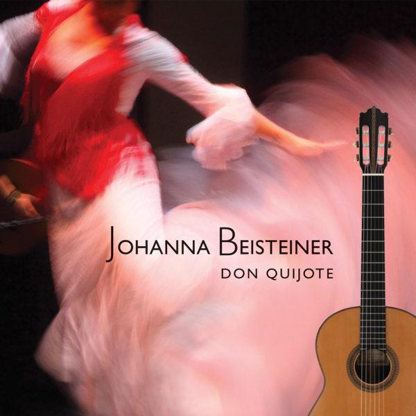 Johanna Beisteiner – Don Quijote (CD) cover