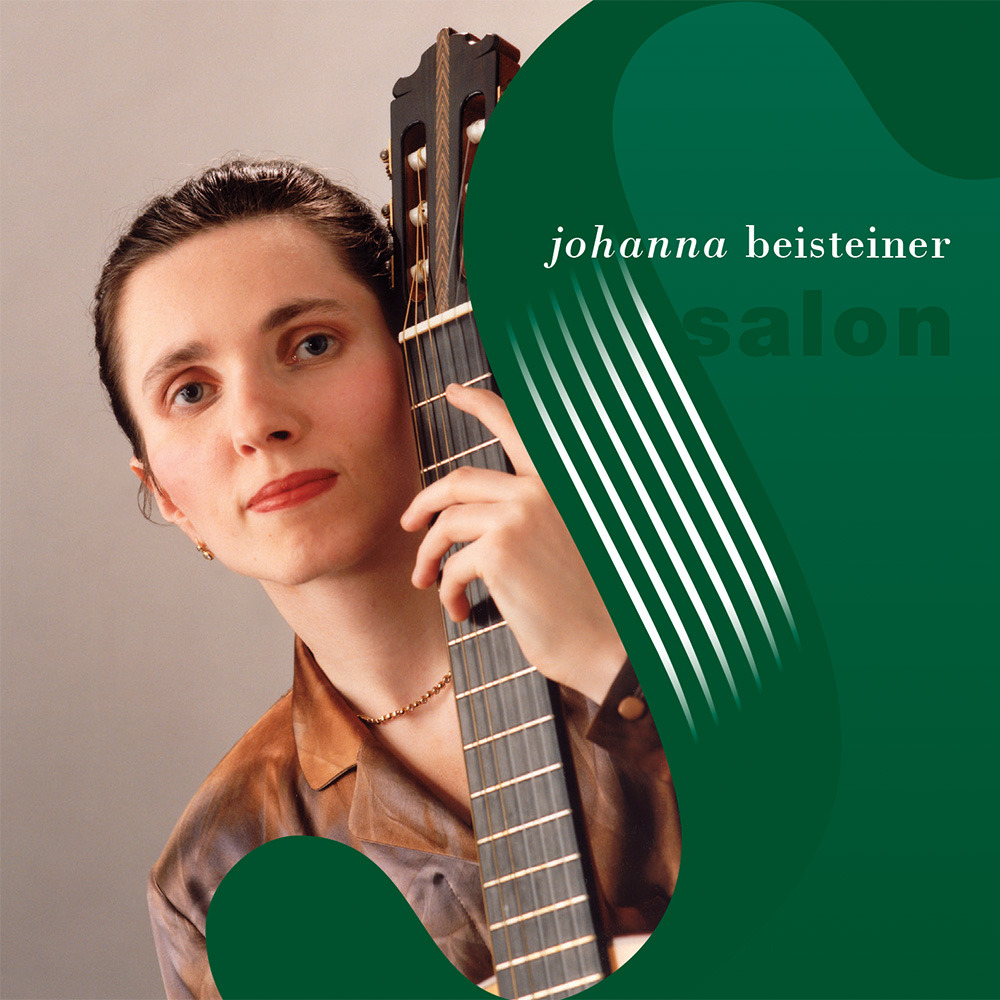 Johanna Beisteiner – Salon (CD) cover