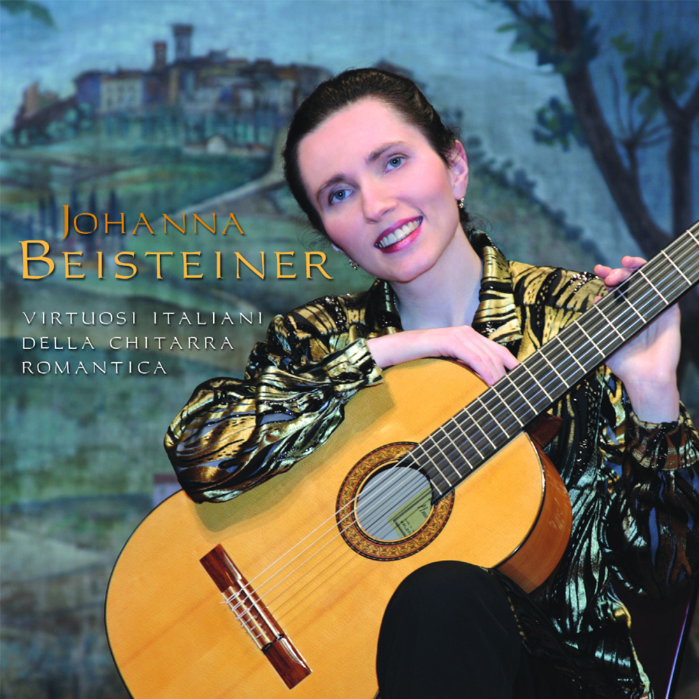 Johanna Beisteiner – Virtuosi Italiani (CD) cover
