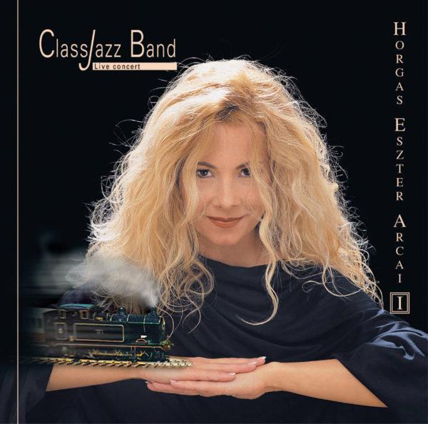 Horgas Eszter Arcai I. – Crossover (CD) cover