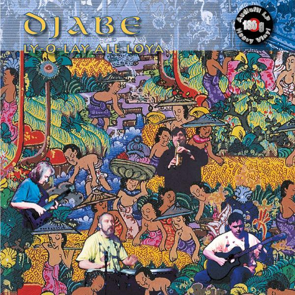 Djabe – Ly-O-Lay Ale Loya (LP) cover