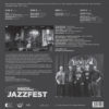 Djabe – Live In Edmonton (2LP) back cover