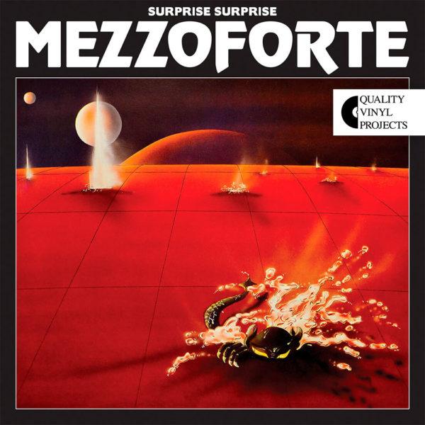 Mezzoforte – Surprise, Surprise (LP) cover
