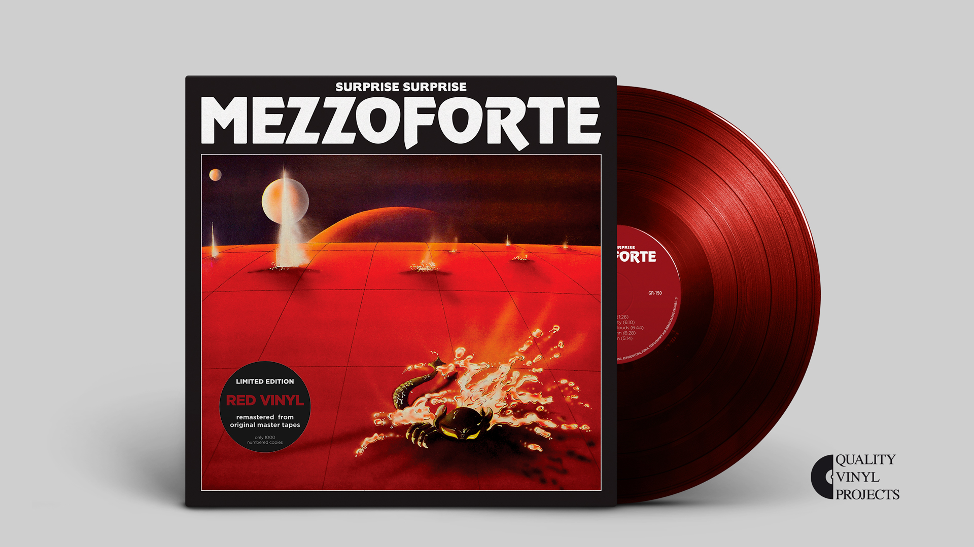 A MEZZOFORTE album like you've never heard before