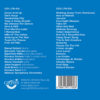 Djabe – Live in Blue (2CD) back cover