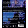 Djabe – Live in Blue (Blu-ray) back cover