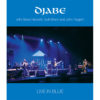 Djabe – Live in Blue (Blu-ray) cover