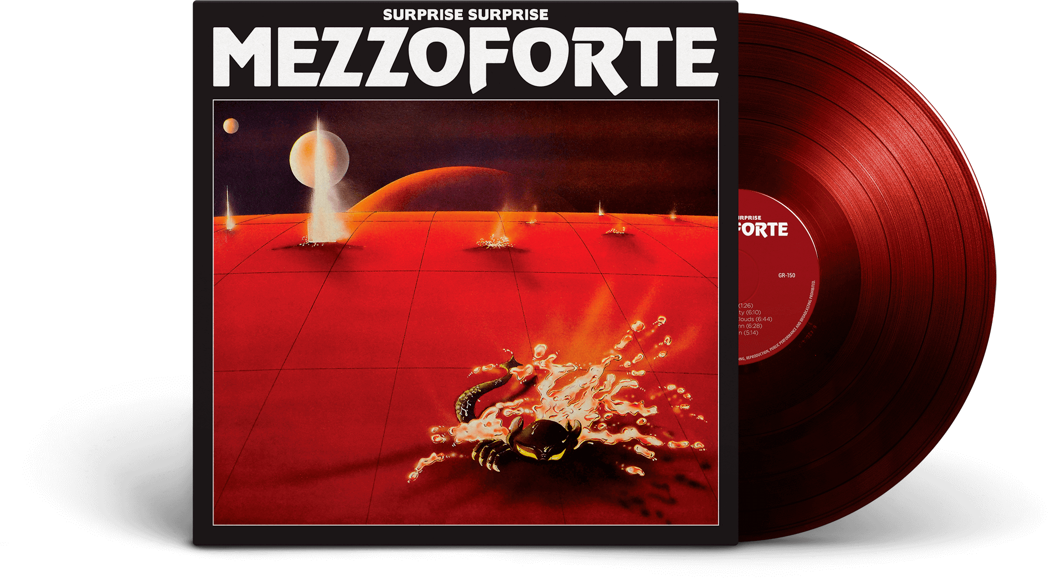 Mezzoforte – Surprise, Surprise_mockup