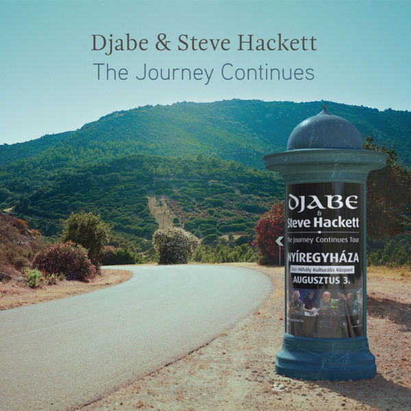 Djabe & Steve Hackett The Journey Continues (2CD/DVD)