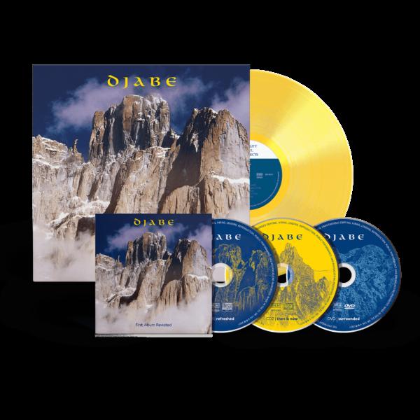 Djabe First Album